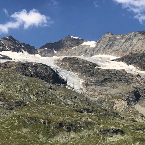 Les montagnes Suisses, source d'inspiration pour la collection MOUNTAIN