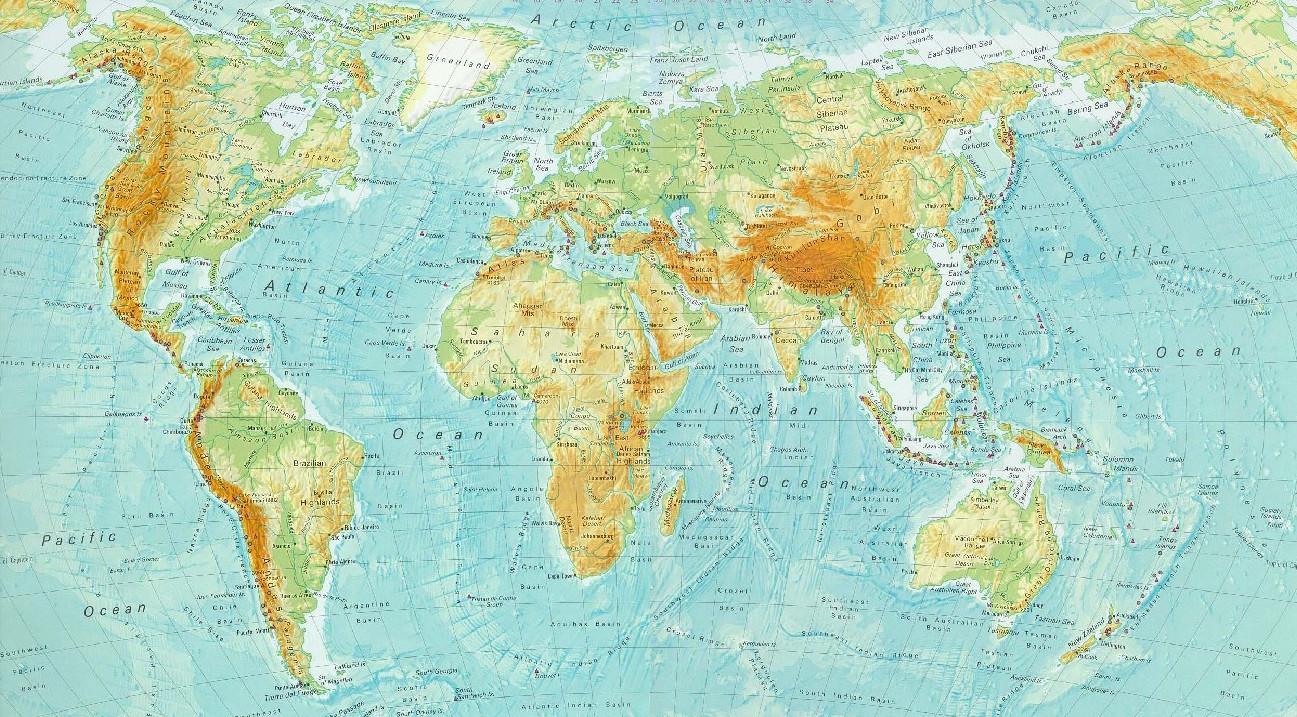 Eine Inspiration für die Kollektion EARTH